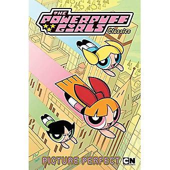 I classici di ragazze di Powerpuff: Immagine perfetta, Volume 4