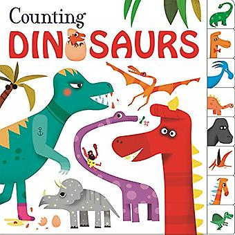 Counting collectie: Counting dinosaurussen (tellen collectie) [Board boek]