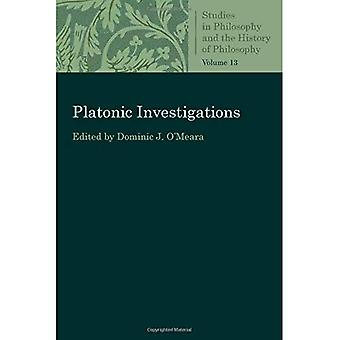 Platonic Investigations (Studies in Philosophy and the History of Philosophy)