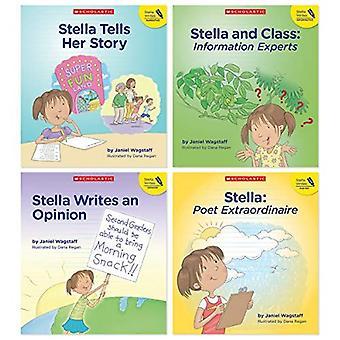 Stella schrijft Set