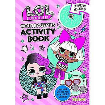 LOL Surprise! Press-Out & Play Activity Book