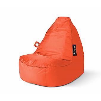 Sidde & glæde Senza bønne taske-Orange