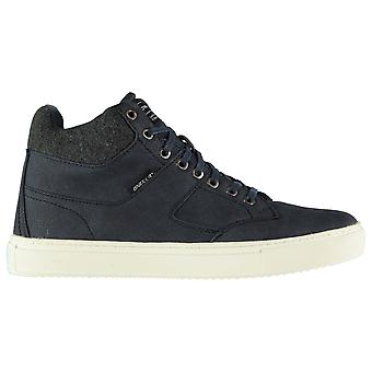 ONeill Mens Basher Hi Top Trainers
