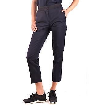Moncler Blue Polyester Pants