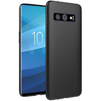 Samsung Galaxy S10 | Thin, Matte Black Case