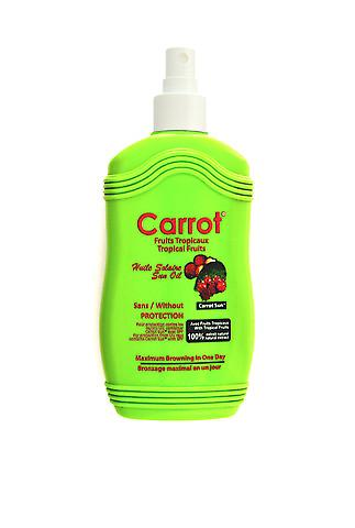 Carrot Sun® Tan Accelerator Tropical Fruit Spray 200ml
