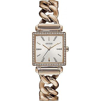 Guess W1030L4 watch - watch Carr crystals gold Rose wife