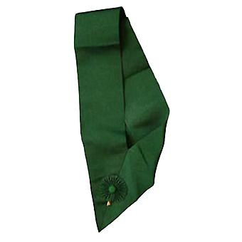 Royal Order of Scotland Sash / Cordon - Green
