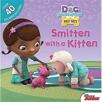 Doc McStuffins Smitten with a Kitten by Disney Book Group - Disney St