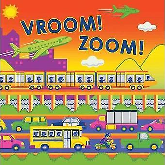 Vroom! Zoom! by Robin Hunter-Reid - 9781499805956 Book