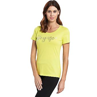 Feraud 3195352-11371 Women's Voyage Lime Yellow Loungewear Top