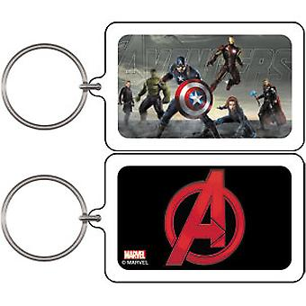 Schlüsselanhänger - Marvel - Avengers Age of Ultron Group shot 2 Lucite k-mvl-0024