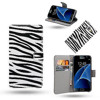 Samsung Galaxy S8 Plus-cuir cas / couverture