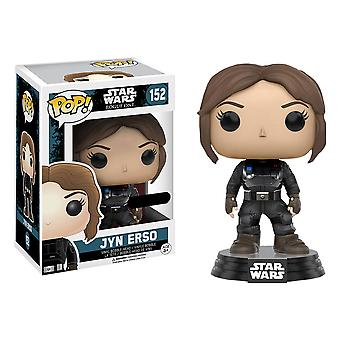 Star Wars Rogue One Jyn Erso Trooper US Exclusive Pop! Vinyl