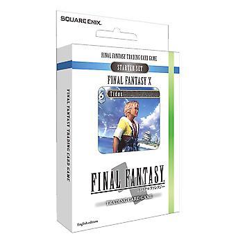 Final Fantasy X Starter Set Trading Card Game