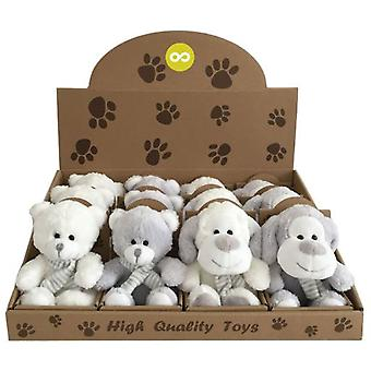 Giros Plush Bear and Puppy 12 Cm Assortment