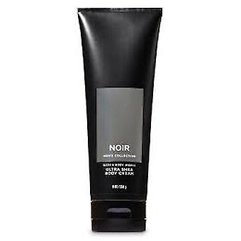Bath & Body Works Noir Ultra Shea Body Cream 8 oz / 226 g
