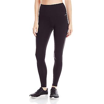 Jockey Women-apos;s High Waist Sculpting Ankle Legging, Deep, Deep Black, Taille moyenne