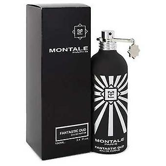 Montale Fantastic Oud By Montale Eau De Parfum Spray (unisex) 3.4 Oz (women) V728-542512