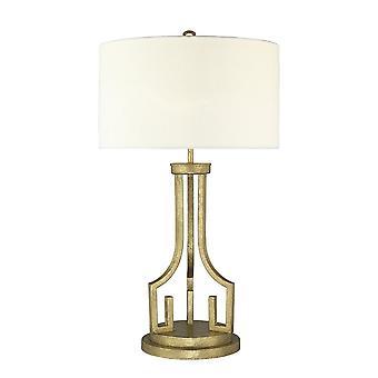 Gilded Nola Gilded Nola Lemuria Table Lamp - Distressed Gold