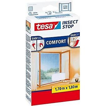 Fly screen TESA Insect Stop Comfort (L x W) 1700 mm x 1800 mm White 1 pc(s)