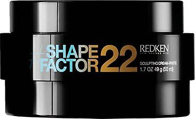 Redken Shape Factor 22 Sculpting Cream-Paste