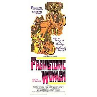 Prehistoric Women c1967 Movie Poster (11 x 17)