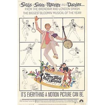 Medio un Sixpence Movie Poster Print (27 x 40)