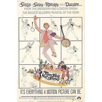 Half a Sixpence Movie Poster Print (27 x 40)