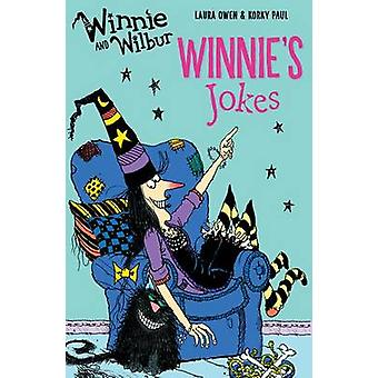 Winnie and Wilbur Winnies Jokes by Laura Owen & Korky Paul