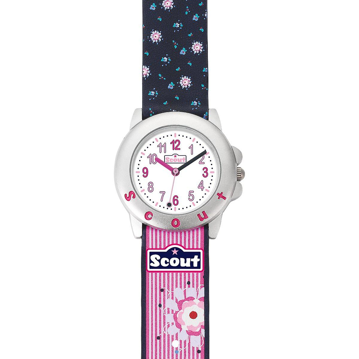 Scout Children clock learning clock StarKids Flower Girls 280393001