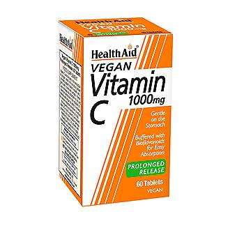 Health Aid Vitamin C 1000mg - Prolonged Release ,  60 Tablets