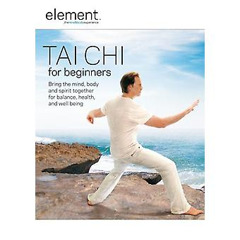 Element: Tai Chi for begyndere [DVD] USA importerer