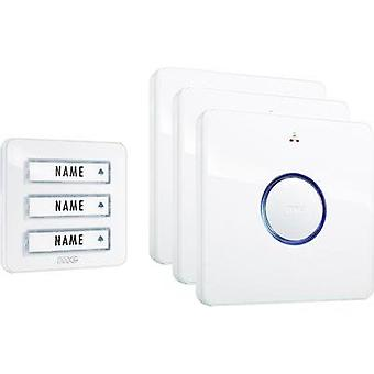 Wireless door bell Complete set m-e modern-electronics 41046