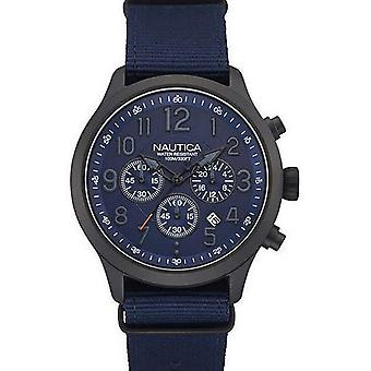 Nautica 01 Chrono Watch Model Ncc (Fashion accesories , Watches , Chronographs)