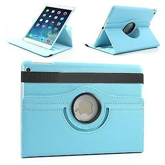 Cover 360 degrees Hell Blau bag for Apple iPad air sleeve case cover