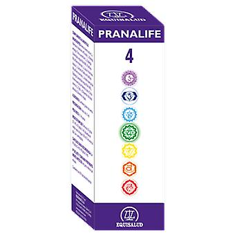 Equisalud Pranalife 4 (Dietetics and nutrition , Bach Flower)