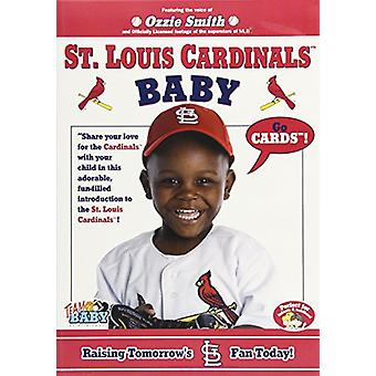 St. Louis Cardinals Baby & Yadier Molina Topps Baby [DVD] USA importerer