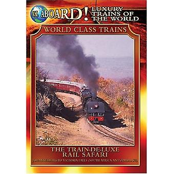 Train-De-Luxe Rail Dafari [DVD] USA import