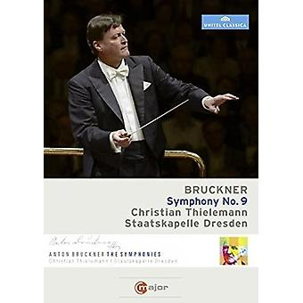 Bruckner: Symphony No. 9 [DVD] USA import