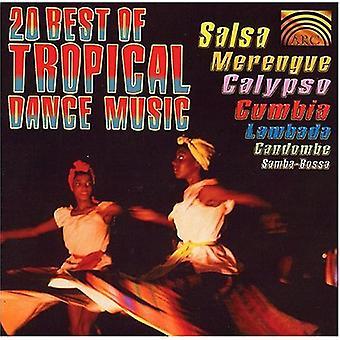 Tropical Dance Music - importer des 20 meilleurs de Tropical danse Musi [CD] é.-u.