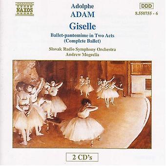 A. Adam - Adam: Giselle [CD] USA import