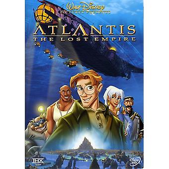 Disney - Atlantis: The Lost Empire [DVD] USA import