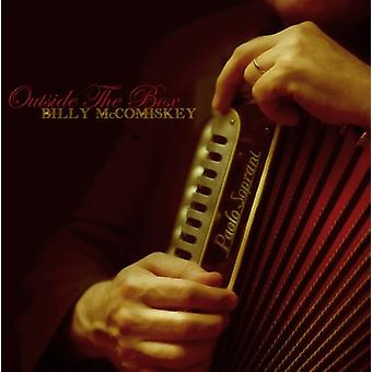 Billy McComiskey - Outside the Box [CD] USA import