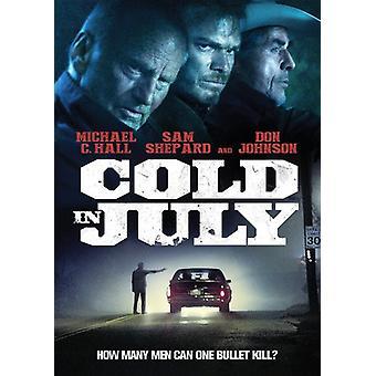 Frío en la importación de los E.e.u.u. Julio [DVD]