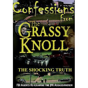 Confessions fra den græsklædte Knoll: chokerende Tr [DVD] USA importen