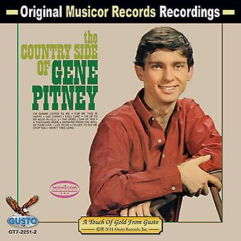 Gene Pitney - Country Side of Gene Pitney [CD] USA import