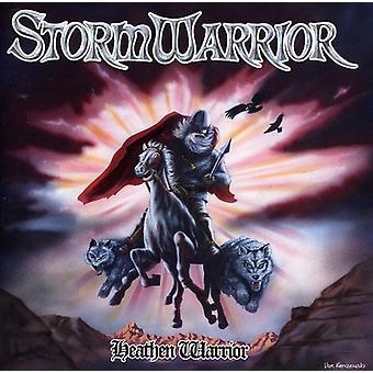 Storm kriger - hedenske kriger [CD] USA importerer