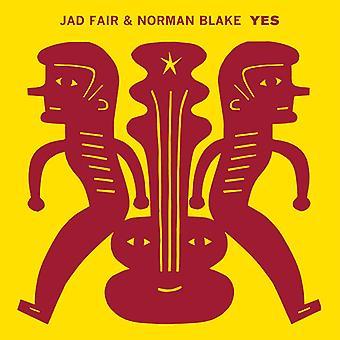 Fair, Jad / Blake, Norma - ja [CD] USA import