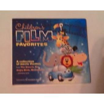 Forskellige kunstner - børns Film favoritter [CD] USA importerer